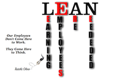LEAN: Less Employees Are Needed?